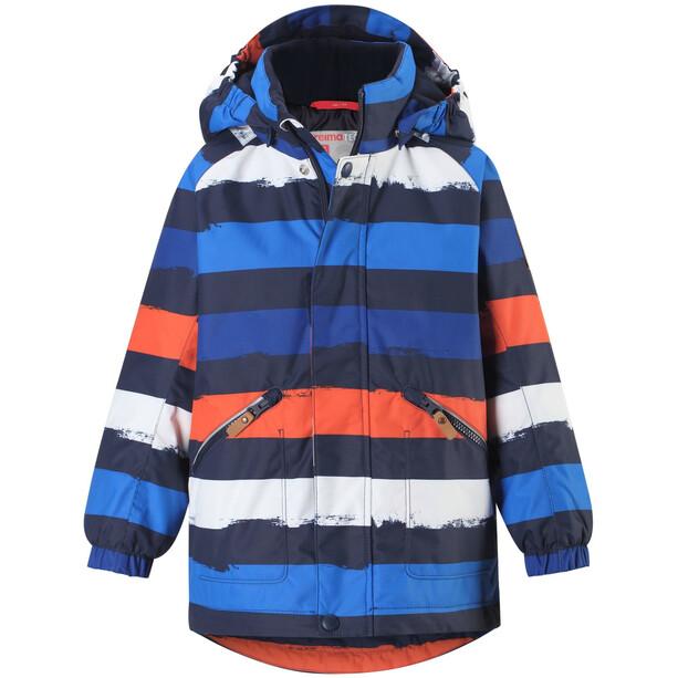 Reima Nappaa Reimatec Winter Jacket Pojkar Orange