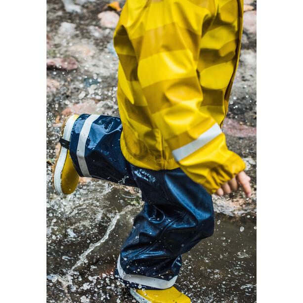 Reima Loiske Rain Pants Barn Navy