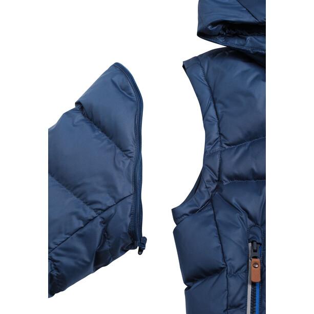 Reima Martti Down Jacket Pojkar Jeans Blue