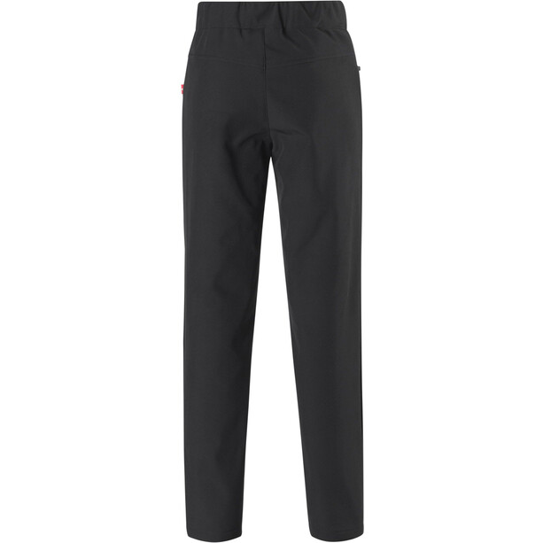 Reima Idea Softshell Pants Barn Black