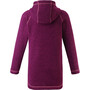 Reima Wapusk Fleece Tunic Flickor Deep Purple