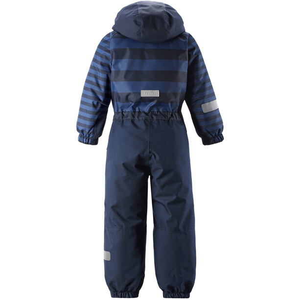 Reima Harjanne Reimatec Winter Overall Kinder jeans blue