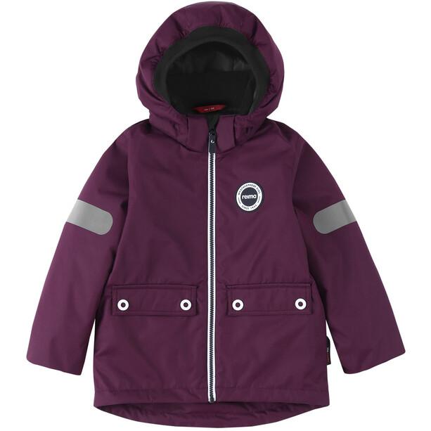 Reima Seiland Reimatec Winterjacke Kinder deep purple