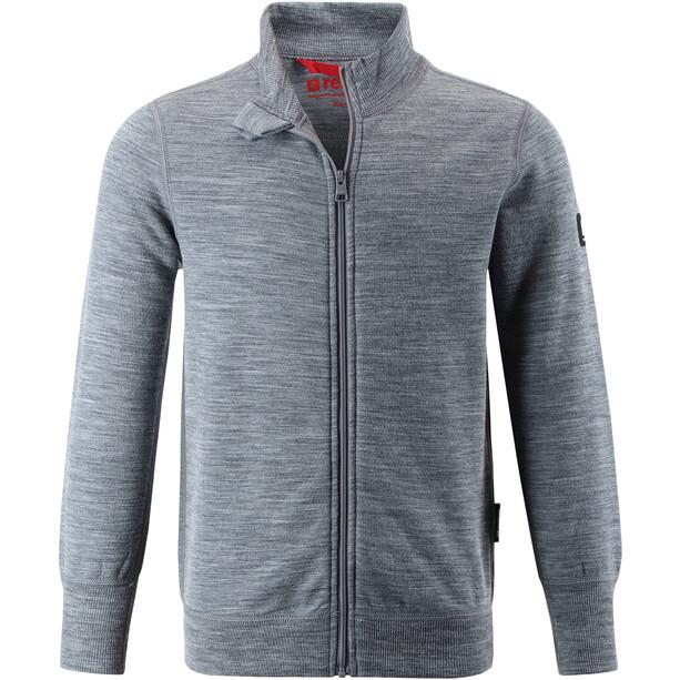 Reima Mahin Sweater Kinder melange grey