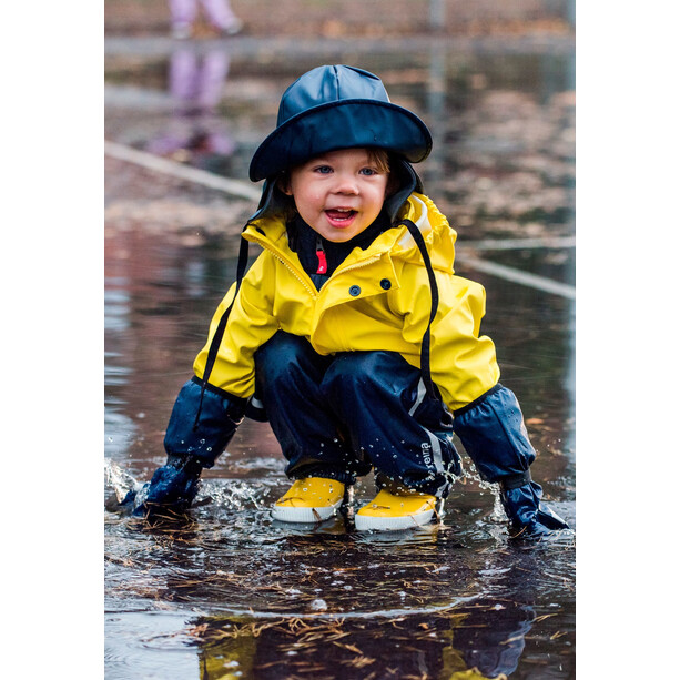 Reima Puro Regenfäustlinge Kinder navy