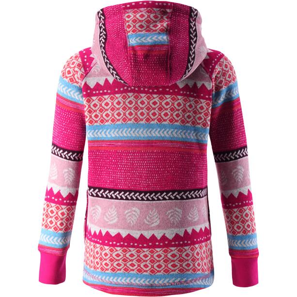 Reima Northern Fleece Sweater Kinder raspberry pink