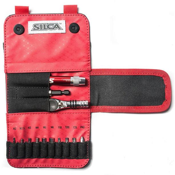 SILCA T-Ratchet Werkzeug Kit mit Ti-Torque