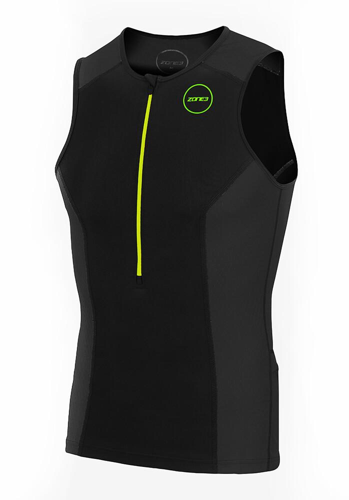 Zone3 Men's Aquaflo Plus Tri Shorts   svømmetøj og udstyr
