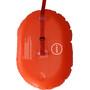 Zone3 Swim Safety Bouée/Contrôle d'hydratation, hi-vis orange