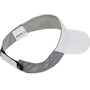Zone3 Lightweight Race Visor white/charcoal marl/relective silver