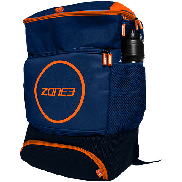 Zone3 Transition Backpack navy/orange