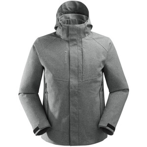 Lafuma Track Loft 3in1 Jacke Herren heather grey/black heather grey/black