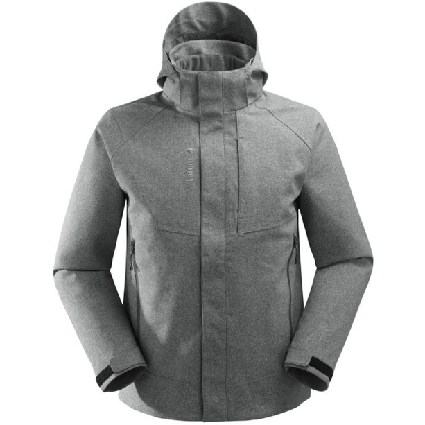 Lafuma Track Loft 3in1 Jacke Herren heather grey/black