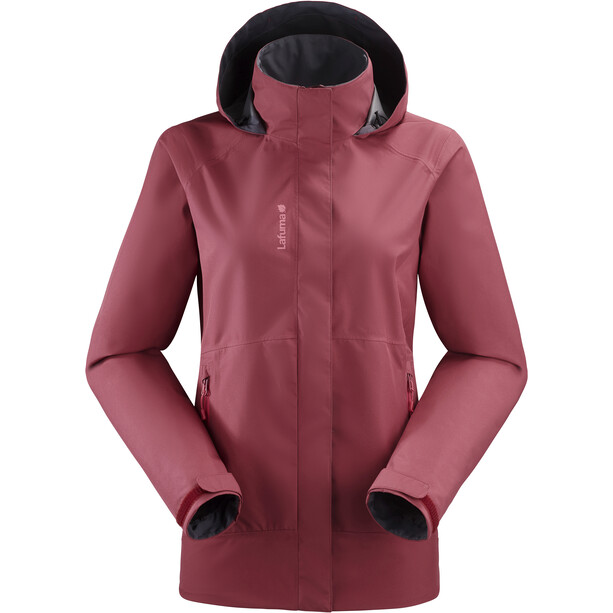 Lafuma Way GTX Zip-In Jacke Damen rot