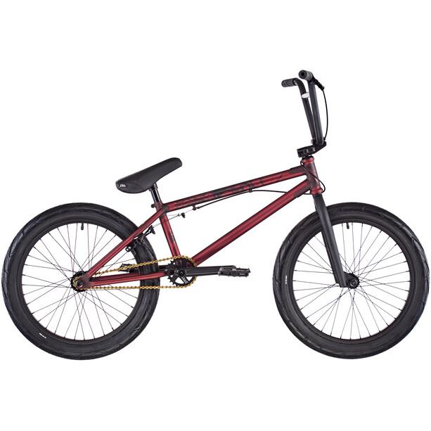 """Stereo Bikes Speaker+ 20"""" matte dark trans barrique"""