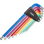 Red Cycling Products Rainbow Allen key set
