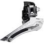Shimano GRX FD-RX810 Umwerfer 2x11 Anlöt black