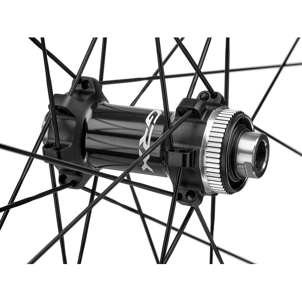 "Shimano GRX WH-RX570 Vorderrad 28"" Centerlock 12x100mm black"