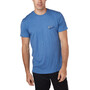tentree Forest Mix SS Tee Herr Blue Jay/Blue Heather