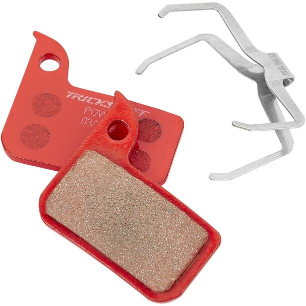 Trickstuff 860 Power Scheibenbremsbeläge für SRAM/Avid Apex/Rival/Force/Red/HRD/eTap HRD