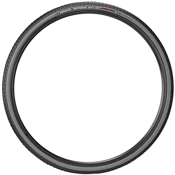 Vittoria Cross Terreno Dry Faltreifen 700 x 33c anthracite/black