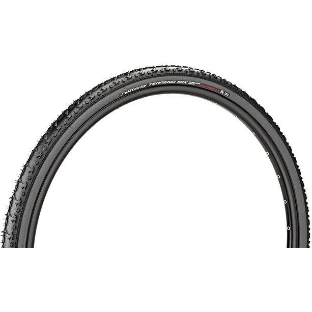 Vittoria Cross Terreno Mix Folding Tyre 700x40C, noir/gris