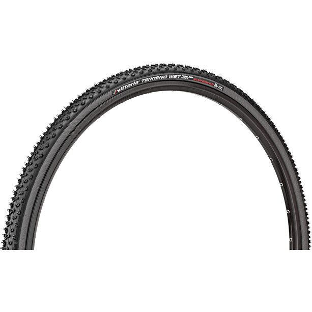 Vittoria Cross Terreno Wet Faltreifen 700 x 33c anthracite/black