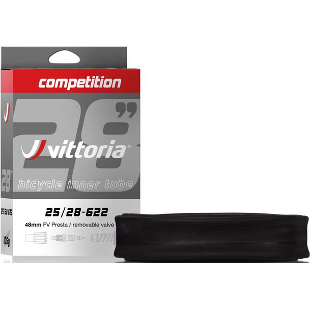 "Vittoria Competition Schlauch 28"" 19/23-622 Butyl black"