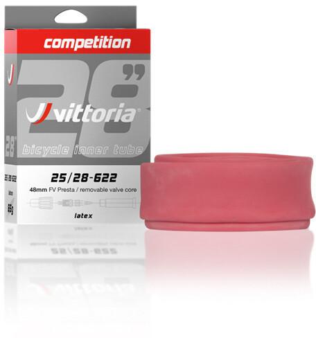 Vittoria Competition Latex Road 25-28C Inner Tube