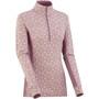 Kari Traa Rose Half-Zip Shirt Damen petal