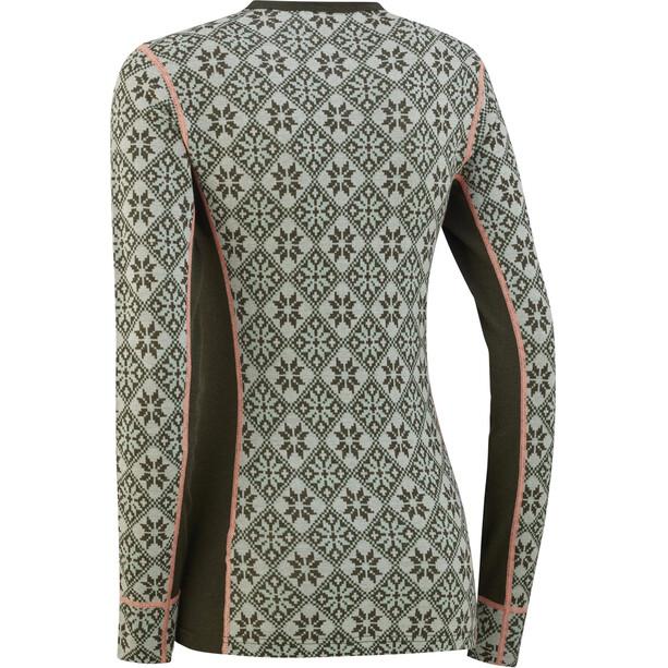 Kari Traa Rose Langarm Shirt Damen woods
