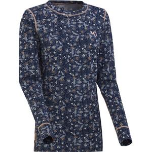 Kari Traa Fryd Langarm Shirt Damen naval naval