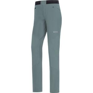 GORE WEAR H5 Pantalon partial Gore-Tex Infinium Femme, bleu bleu
