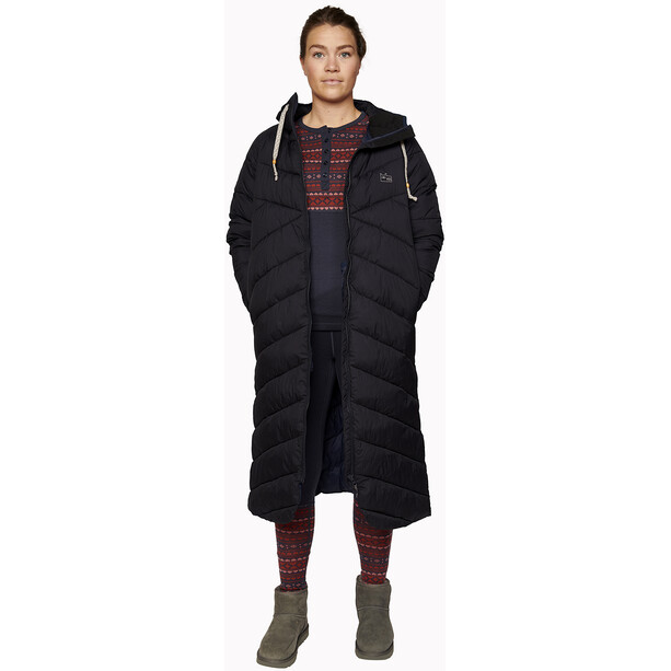 Varg Kalix Eco Down Parka Dam ink blue