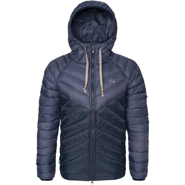 Varg Mollösund Down Jacket Herr blue mix