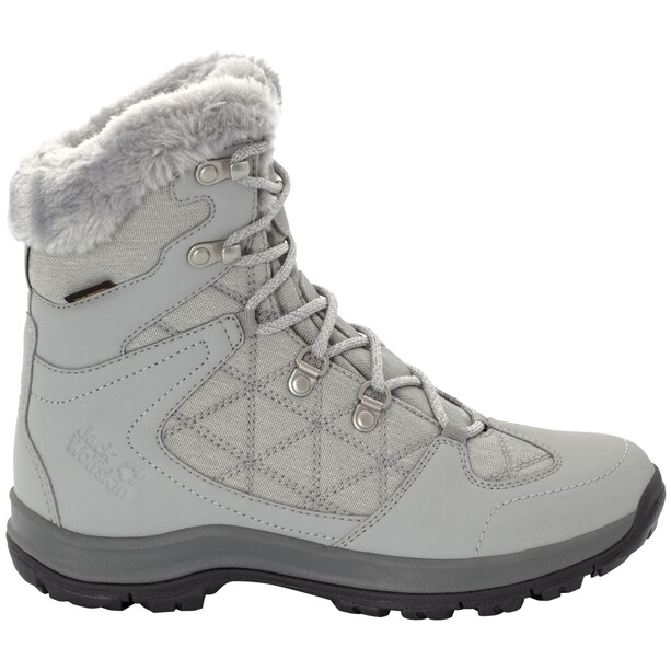 Jack Wolfskin Thunder Bay Texapore Mid-Cut Schuhe Damen light grey/grey