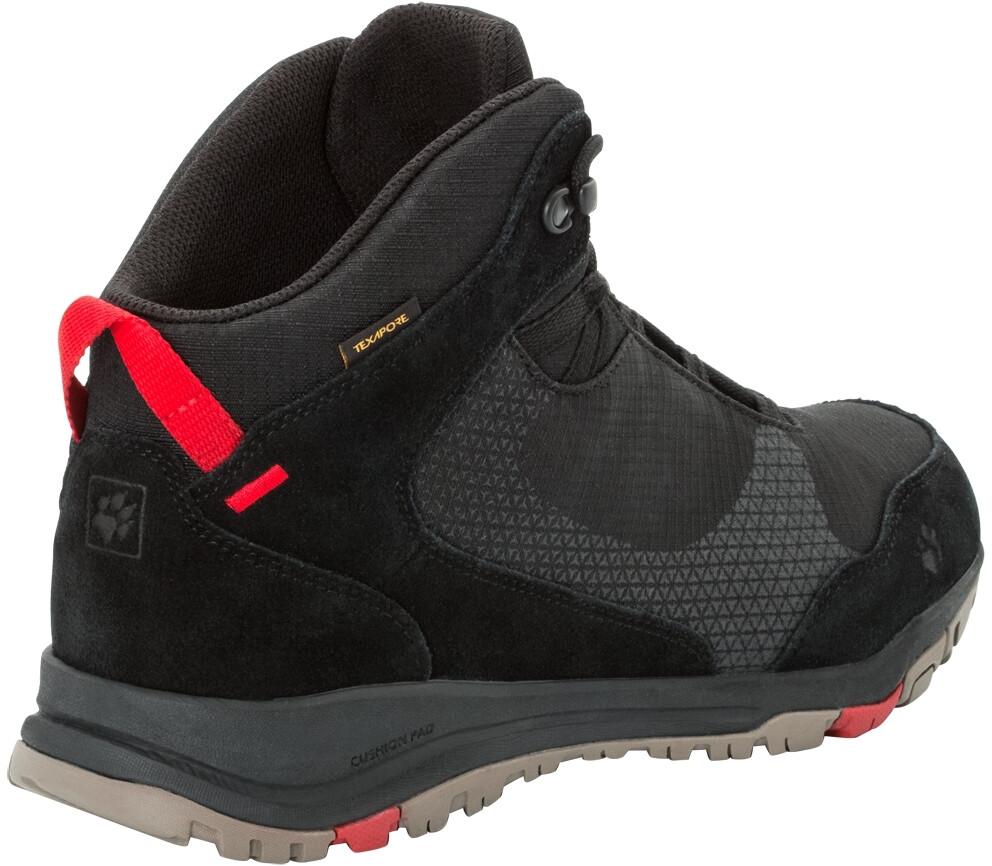 Jack Wolfskin Activate XT Texapore Mid Cut Schuhe Herren