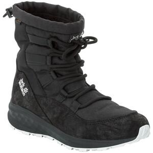 Jack Wolfskin Nevada Texapore Mid-Cut Schuhe Damen schwarz schwarz