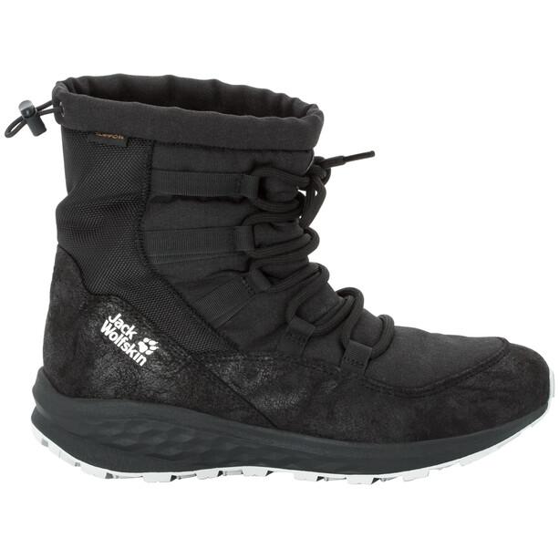 Jack Wolfskin Nevada Texapore Mid-Cut Schuhe Damen schwarz
