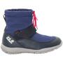 Jack Wolfskin Kiwi WT Texapore Mid-Cut Schuhe Kinder dark blue/red