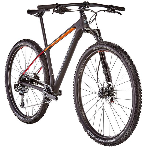 Cannondale F-Si Carbon 2 29 inches 2. Wahl Damen black/orange