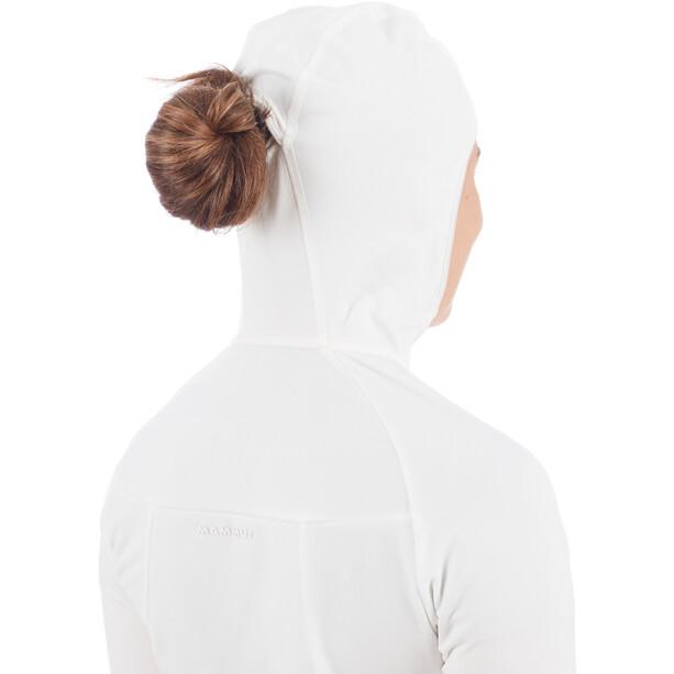 Mammut Aconcagua Light Hybrid ML Kapuzenjacke Damen bright white