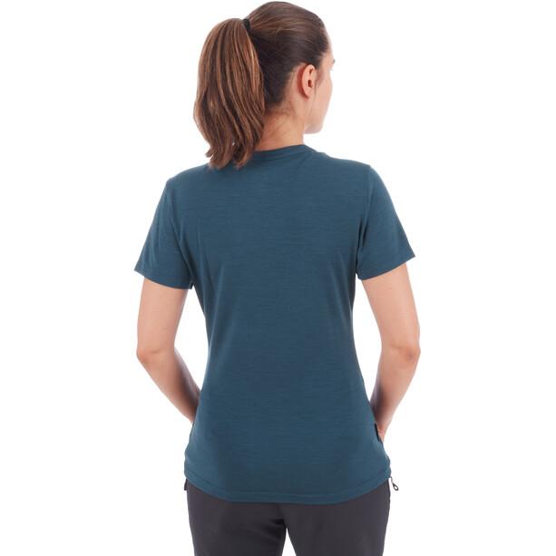 Mammut Alvra T-Shirt Damen wing teal