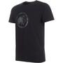 Mammut Logo T-Shirt Herren black PRT1
