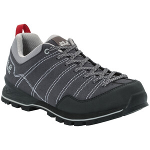 Jack Wolfskin Scrambler Chaussures à tige basse Homme, gris gris