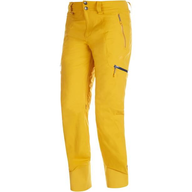 Mammut Stoney HS Hose Herren gelb gelb