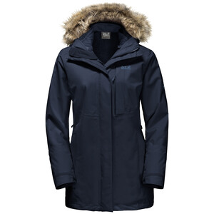 Jack Wolfskin Arctic Ocean Jacke Damen midnight blue midnight blue