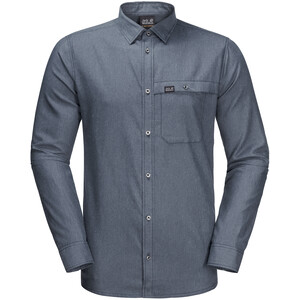 Jack Wolfskin Naka River Shirt Herren night blue night blue