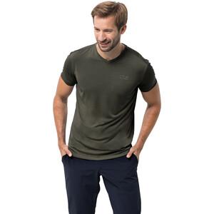 Jack Wolfskin JWP T-Shirt Herren green pine green pine