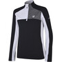 Dare 2b Default Core Stretch Shirt Damen black/white/charcoal grey marl